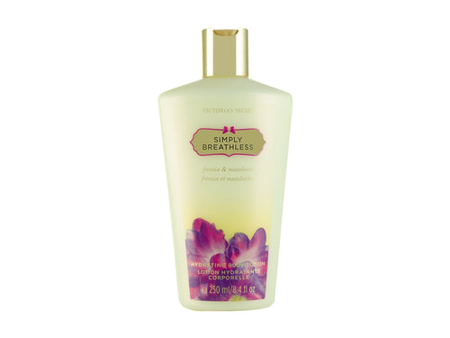Simply Breathless by Victoria's Secret 8.4 oz Body Lotion for Women