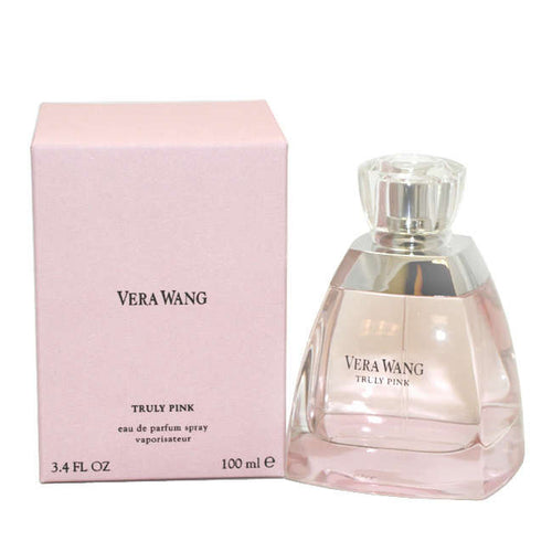 Vera Wang Truly Pink by Vera Wang 3.4 oz Eau de Parfum Spray for Women