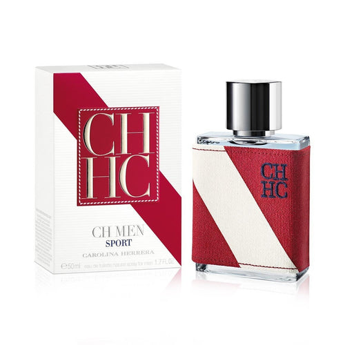 CH Sport by Carolina Herrera 1.7 oz Eau de Toilette Spray for Men - GetYourPerfume.com
