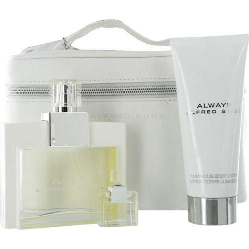 Alfred Sung Always by Alfred Sung 3 Piece Gift  Set for Women