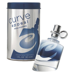 Curve Appeal by Liz Claiborne 1.0 oz Cologne Spray for Men - GetYourPerfume.com