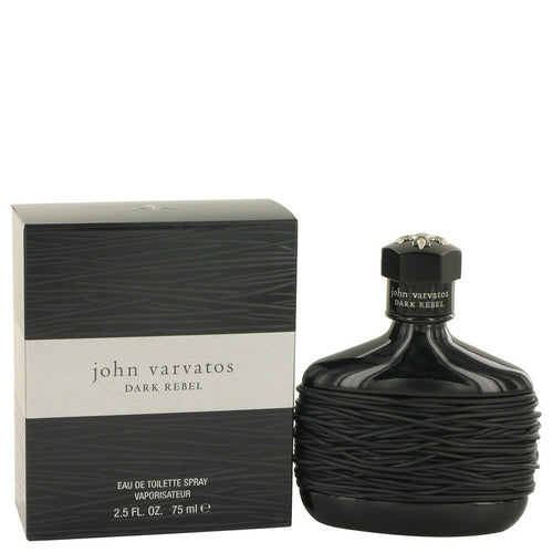 Dark Rebel  by John Varvatos 2.5 oz EDT Spray for Men - GetYourPerfume.com