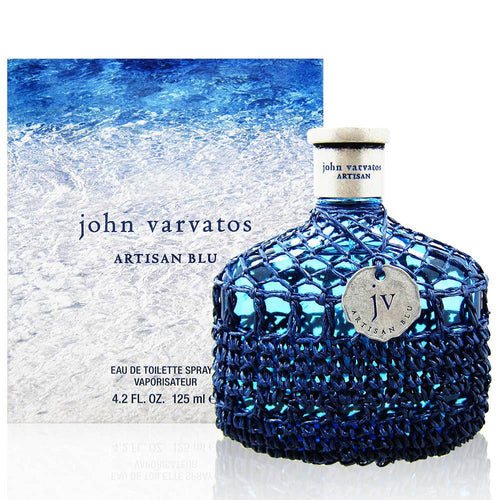 Artisan Blu by John Varvatos 4.2 Oz Eau De Toilette Spray for Men - GetYourPerfume.com