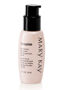 Mary Kay TimeWise 1 oz Day Solution Sunscreen Broad Spectrum SPF 35 - GetYourPerfume.com