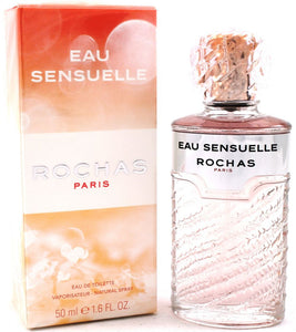Eau Sensuelle by Rochas 1.6 oz Eau De Toilette Spray for Women