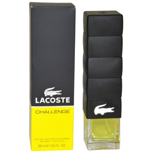 Challenge by Lacoste 3 oz Eau de Toilette Spray for Men