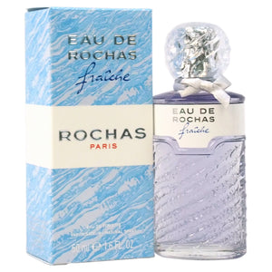 Eau De Rochas Fraiche by Rochas 1.7 oz Eau De Toilette Spray for Women