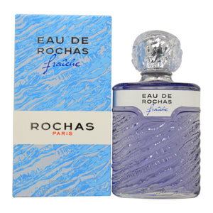 Eau De Rochas Fraiche by Rochas 7.4 oz Eau de Toilette Splash for Women