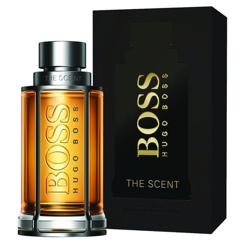 Boss The Scent by Hugo Boss 1.7 oz Eau de Toilette Spray for Men - GetYourPerfume.com