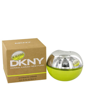 DKNY Be Delicious by Donna Karan 3.4 oz Eau De Parfum Spray for Women - GetYourPerfume.com