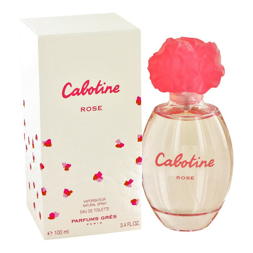 Cabotine Rose by Gres 3.4 oz EDT Spray for Women - GetYourPerfume.com