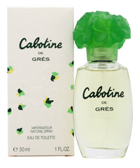 Cabotine by Gres 1.0 oz Eau De Toilette Spray for Women - GetYourPerfume.com