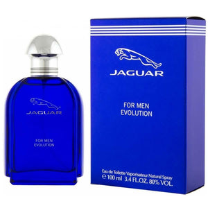 Jaguar Evolution by Jaguar 3.4 oz Eau De Toilette Spray for Men - GetYourPerfume.com