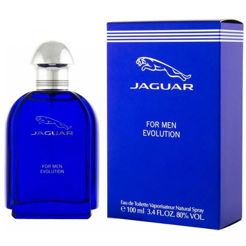 Jaguar Evolution by Jaguar 3.4 oz Eau De Toilette Spray for Men