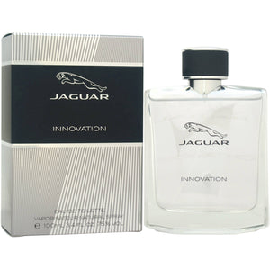 Innovation by Jaguar 3.4 oz EDT Spray for Men - GetYourPerfume.com