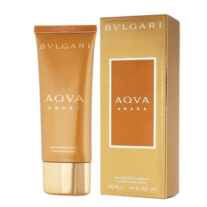 AQVA Amara by Bvlgari 3.4 oz After Shave Balm  for Men - GetYourPerfume.com
