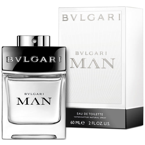 Bvlgari Man by Bvlgari  2 oz Eau de Toilette EDT SprayFor Men - GetYourPerfume.com