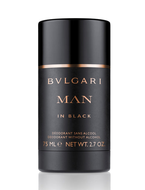 Bvlgari Man In Black by Bvlgari  2.7oz Deodorant Stick for Men - GetYourPerfume.com