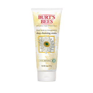Burt's Bees Soap Bark & Chamomile Deep Cleansing Cream, 6 ounces by Burt's Bees for Unisex - GetYourPerfume.com