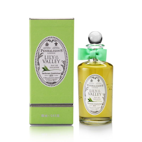 Lily of the Valley by Penhaligon's London 3.4 oz Eau de Toilette Spray for Women - GetYourPerfume.com