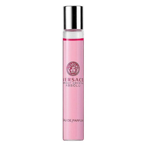 Versace Bright Crystal Absolu by Versace 0.3 oz EDP Spray Mini Rollerball for Women - GetYourPerfume.com