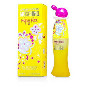 Cheap and Chic Hippy Fizz by Moschino 1.7 oz Eau de Toilette Spray for Women - GetYourPerfume.com