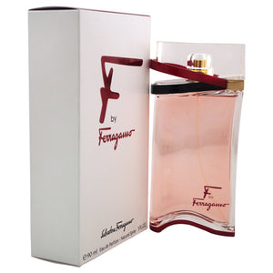 F by Salvatore Ferragamo 3 oz Eau De Parfum Spray for Women - GetYourPerfume.com