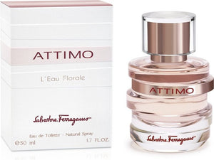 Attimo L'eau Florale by Salvatore Ferragamo 1.7 oz Eau De Toilette Spray for Women - GetYourPerfume.com