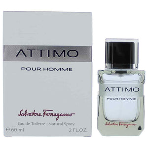 Attimo by Salvatore Ferragamo 2 oz. Eau de Toilette Spray for Men - GetYourPerfume.com