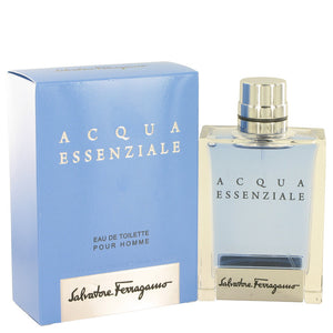 Acqua Essenziale by Salvatore Ferragamo 3.4 oz Eau de Toilette Spray for Men - GetYourPerfume.com