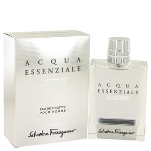 Acqua Colonia Essenziale by Salvatore Ferragamo 3.4 oz Eau de Toilette Spray  for Men - GetYourPerfume.com