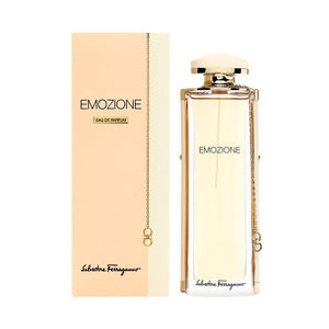 Emozione by Salvatore Ferragamo 3.1 oz Eau de Parfum Spray for Women