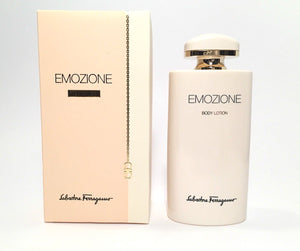 Emozione by Salvatore Ferragamo 6.8 oz Body Lotion for Women