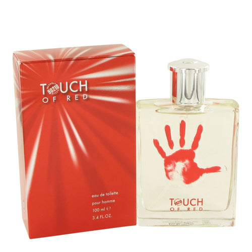 Beverly Hills No. 90210 Touch Of Red by Beverly Hills 3.4 oz EDT Spray For Men - GetYourPerfume.com