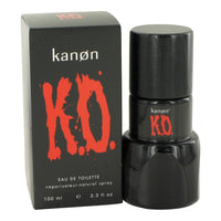 Kanon K.O. by Kanon 3.4 oz Eau De Toilette Spray for Men
