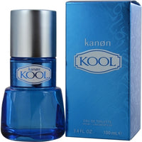 Kanon Kool by Kanon 3.4 oz Eau De Toilette Spray for Men - GetYourPerfume.com