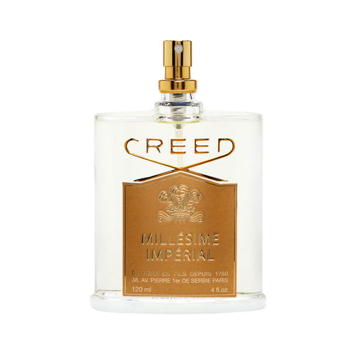 Creed Milliseme Imperial by Creed  4.0 oz Eau de Parfum Spray Unisex NO CAP (Tester) - GetYourPerfume.com