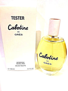 Cabotine by Parfums Gres 3.4 oz Eau De Toilette Spray for Women (Tester)