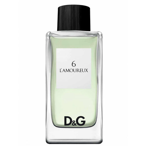 6 L'Amoureux by Dolce and Gabbana 0.67 oz Eau de Toilette Splash Mini for Women (Tester) - GetYourPerfume.com