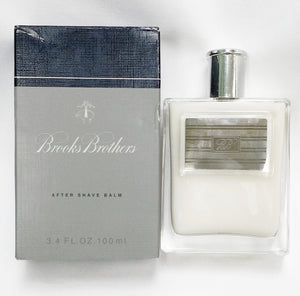 Brooks Brothers After Shave Balm 3.4 OZ for Men