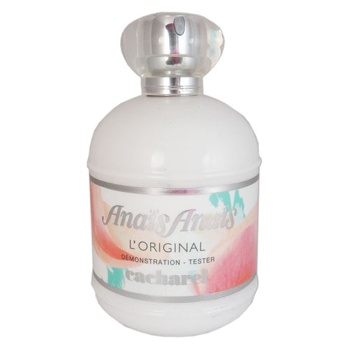 Anais Anais L'original by Cacharel 3.4 oz Eau De Toilette Spray for Women (Tester) - GetYourPerfume.com