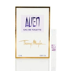 Alien by Thierry Mugler 0.04 oz Eau de Toilette Spray Vial for Women
