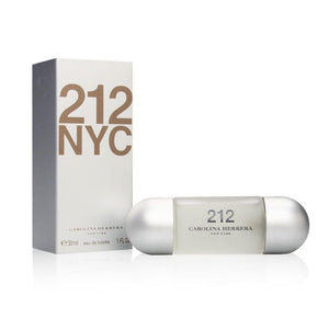 212 NYC by Carolina Herrera 1.0 oz Eau De Toilette Spray for Women