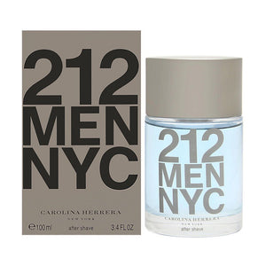 212 Men by Carolina Herrera 3.4 oz After Shave
