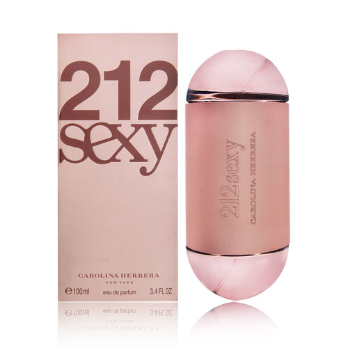212 Sexy by Carolina Herrera 3.4 oz Eau de Parfum Spray for Women - GetYourPerfume.com