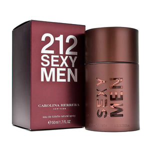 212 Sexy by Carolina Herrera 1.7 oz Eau De Toilette Spray for Men - GetYourPerfume.com
