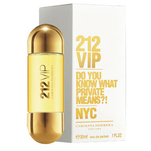 212 VIP by Carolina Herrera 1.0 oz Eau de Parfum Spray for Women