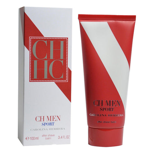 CH Men Sport by Carolina Herrera 3.4 oz After Shave Balm for Men - GetYourPerfume.com