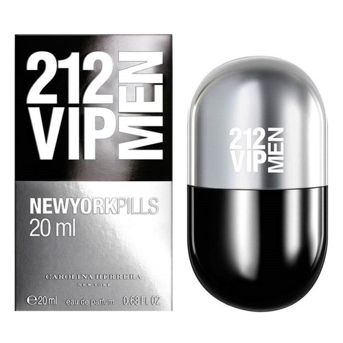 212 VIP Men by Carolina Herrera 0.68 oz Eau de Toilette Spray For Men