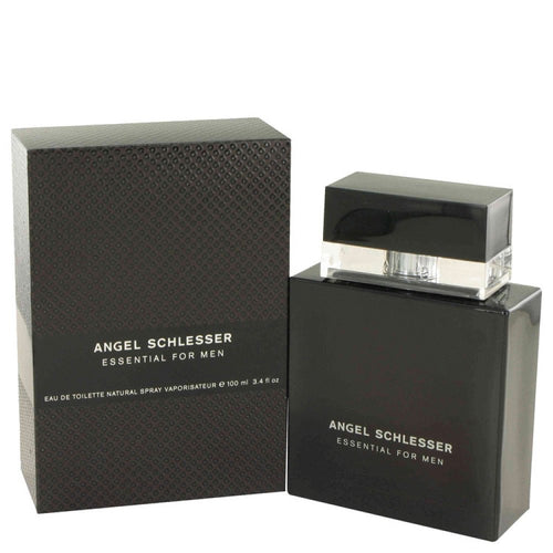 Angel Schlesser Essential by Angel Schlesser 3.4 oz Eau de Toilette Spray for Men - GetYourPerfume.com